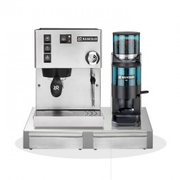 Rancilio Silvia V6 E 2020 Latest Edition & Rocky und Basis