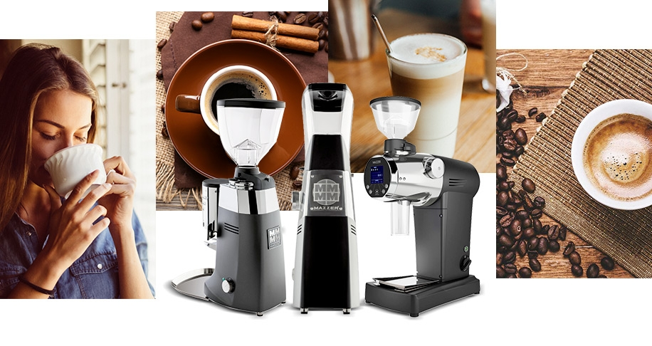 Mazzer Robur Coffee Grinders