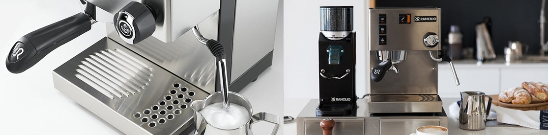 Rezension Rancilio Silvia